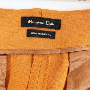 Massimo Dutti Pants & Jumpsuits - Massimo Dutti high waisted pleated front pants